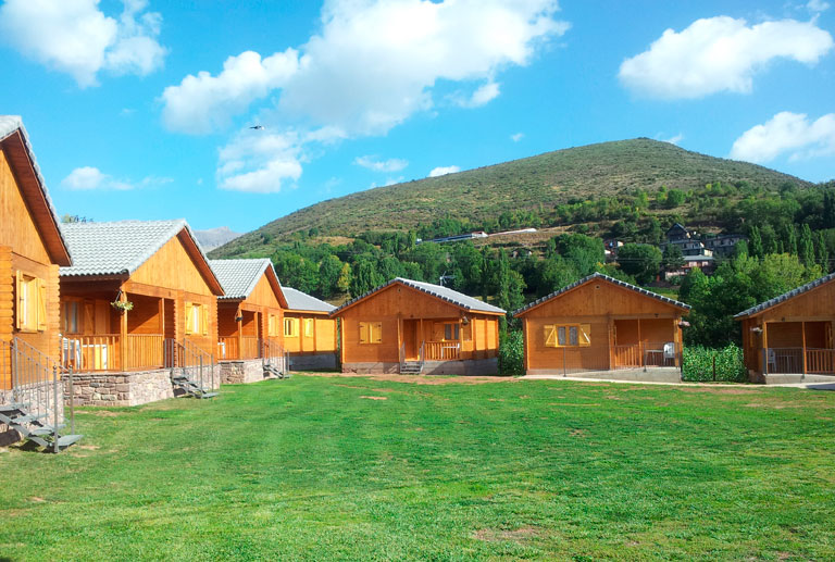 BUNGALOWS ADAPTADOS. TURISMO ACCESIBLE